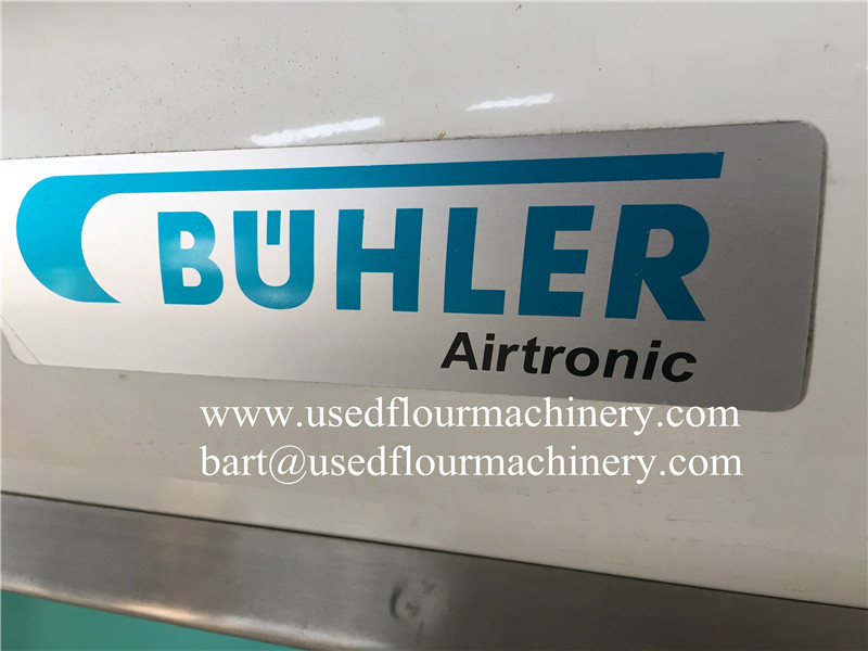 Reconditioned Buhler MDDK Rollermills for Flour Mill