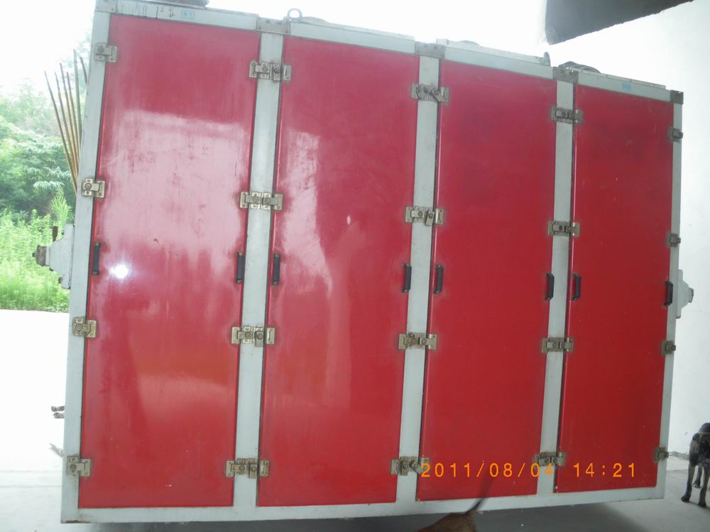 Used Ocrim Flour Mill Plansifter with 8 Compartments