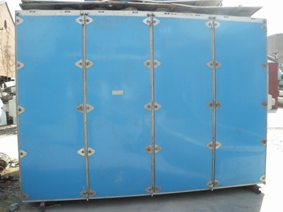 Used Italy Made Sangati Plansifter with 8 Compartments