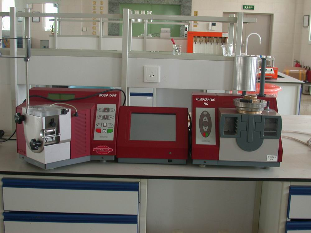 Used France Chopin Alveograph LabInstruments