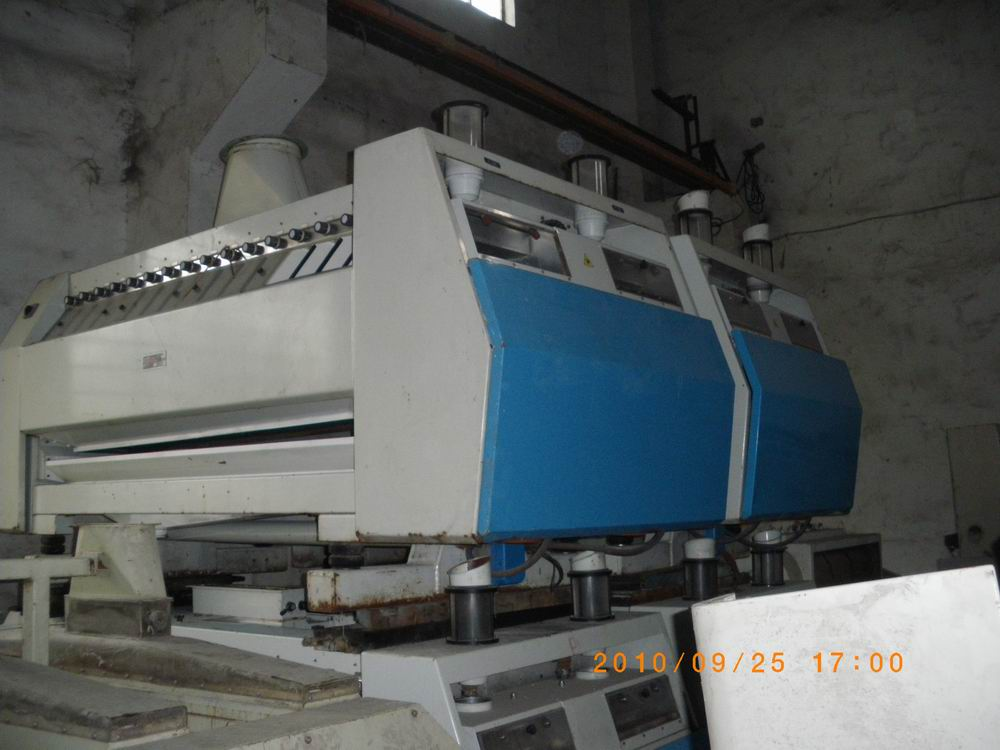 Used Flour Mill Sangati Purifiers