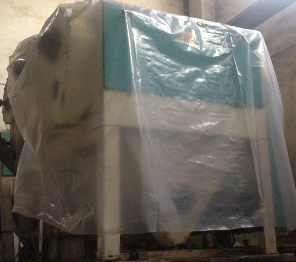 Used Buhler MKLA45/110 Bran Finisher for flour mill