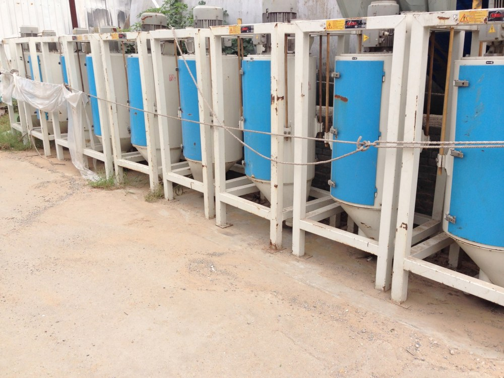 Used Sangati Vertical Bran Finishers