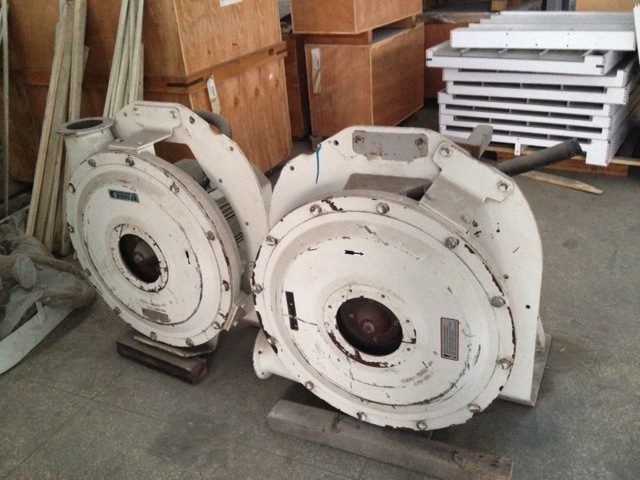 Used Buhler Flour Mill Infestation machine
