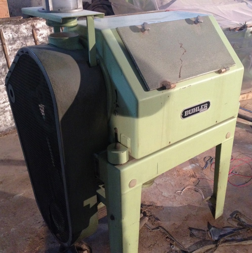 Used Buhler MKZA Sieving Machines