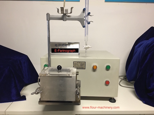 E-Farinograph for flour mill lab instruments