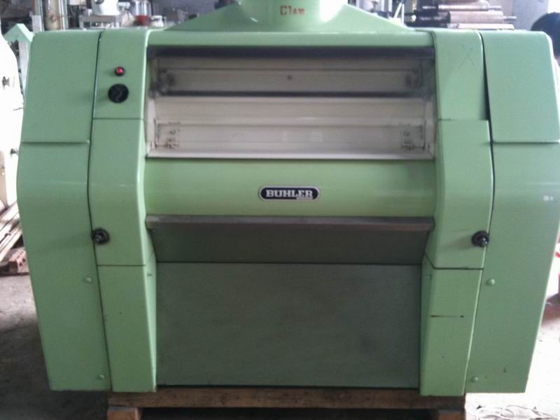 Used BUHLER MDDK Roller mill/Rollstands